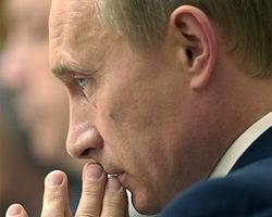 60-летие Путина