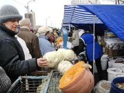 В Киеве отменили продуктовые ярмарки - ждут непогоду