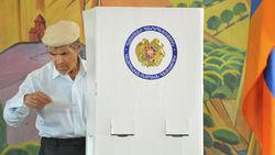 Выборы в Армении: убедительная победа провластных сил