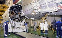 """РРК """"Энергия"""" разрабатывает новый возвращаемый космический корабль"""