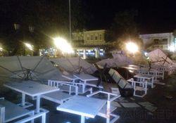 Коммунальщики посчитали убытки от урагана в Одессе