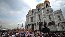 На сайте РПЦ обнаружили фотографию со следами фотошопа