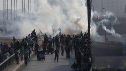 """Сторонники Мурси движутся к центру Каира """"свергнуть военный режим"""""""
