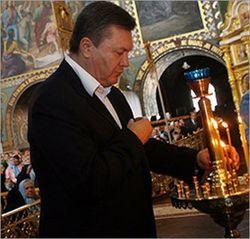 СМИ: где Янукович, Азаров и Кличко будут праздновать Пасху