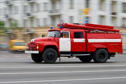 В Волгограде горит 22-этажный жилой дом, жильцов эвакуировали