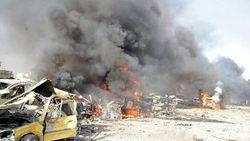 В сирийской столице совершен двойной теракт