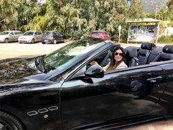 Супруг Ани Лорак инвестировал 200 тыс. долларов в спорт-кар Maserati
