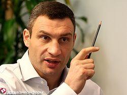Кличко поведал СМИ, почему не голосовал за отставку Азарова