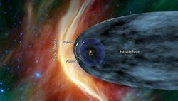 Новая эпоха космонавтики: Voyager вышел за пределы Солнечной системы