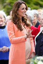 Принц Уильям и Кейт Миддлтон уже выбрали имя для своего первенца