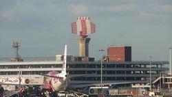 В Лондоне посадили загоревшийся в небе Airbus A319 - последствия