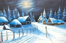 украинская зима