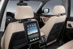 Стойка для крепления iPad в автомобиле была запатентована Apple