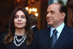 Вероника Ларио и Сильвио Берлускони