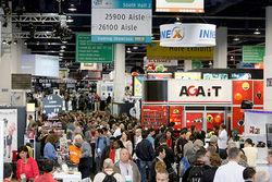 В Лас-Вегасе открылась крупнейшая выставка электроники CES 2013