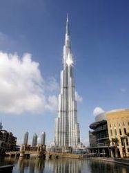 Дубай улучшил свой рекорд c саммым высоким зданием в мире