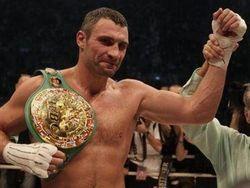 Виталий Кличко не будет драться с Чарром