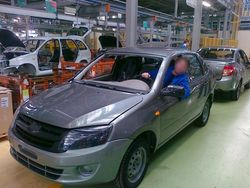 Инвесторам: в России начали продавать Lada Granta с АКПП