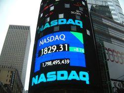 Услуги высокочастотной торговли акциями Nasdaq