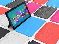 Инвесторам: стали известны сроки выхода Surface от Microsoft