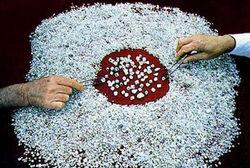 За девять отчётных месяцев добыча алмазов Алросы упала на 3 процента