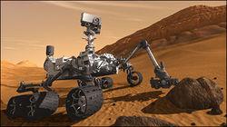 Восстановление бортового компьютера марсохода Curiosity затягивается