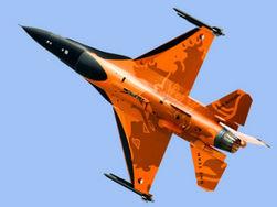 ВВС Нидерландов списывают истребители F-16