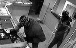 Продавщица ювелирного магазина оглушила грабителя топором по голове, - выводы