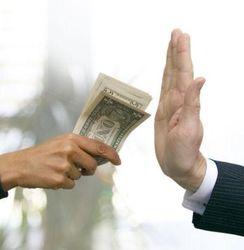 Предложено создать бюро по противодействию коррупции
