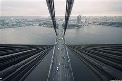 На Московском мосту в Киеве с 17 по 20 мая движение будет ограничено