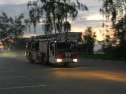 В школе-интернате в Москве случился пожар