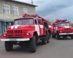 пожарные расчеты