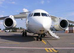 Самолет с пассажирами совершил аварийную посадку в Харькове
