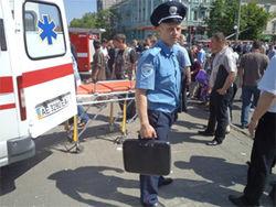 В Днепропетровских больницах остаются 14 потерпевших