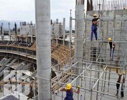 Строительство в олимпийском Сочи