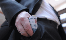 За взятку 17 млн. рублей задержан вице-премьер Волгоградской области