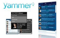 Microsoft покупает социальную сеть Yammer