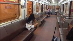 ТОП видео YouTube: метрополитен с открытыми дверями