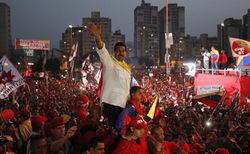 Сегодня Венесуэла будет выбирать между социализмом и капитализмом