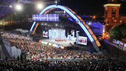 """Сегодня в Витебске открывается XXII фестиваль """"Славянский базар"""""""