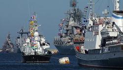 Ко Дню флота Украины в Севастополе утонул БТР