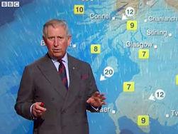 Принц Чарльз прокомментировал прогноз погоды