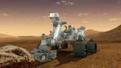 Блог марсохода в Twitter сообщил, что спячка Curiosity закончилась