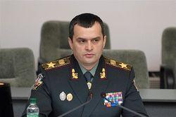 Министр МВД Захарченко вышел из отпуска для встречи с Врадиевским маршем