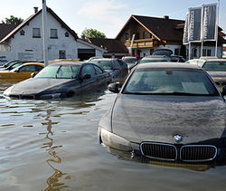 Ущерб от июньского наводнения в Центральной Европе – 12 млрд. евро