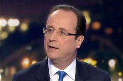 Сланцевый газ добывать во Франции не будут – президент Олланд