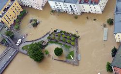 Счет по ущербу от наводнения в Европе пойдет на десятки миллиардов евро