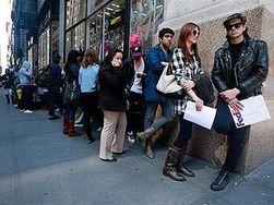 безработные в мире