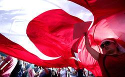 Бойцы полицейского спецназа в Стамбуле ворвались на площадь Таксим