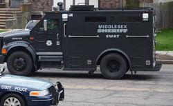 В центре Нью-Йорка мужчина взял в заложники свою мать и двоих детей